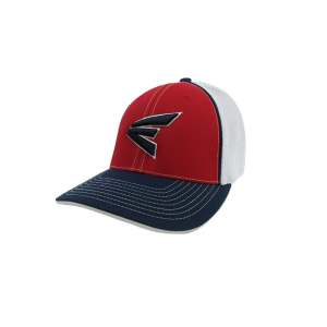 Easton Hat by Pacific (404M) Navy/White/Red/White/Navy
